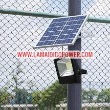Đèn Năng lượng mặt trời Jindian công suất 60W
