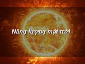 Lợi ích năng lượng mặt trời
