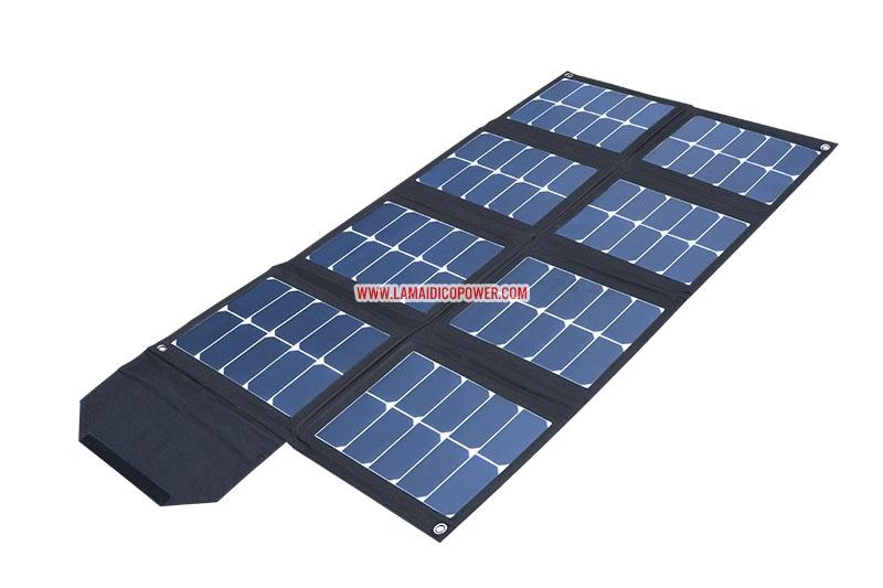 Pin năng lượng mặt trời di động 130W