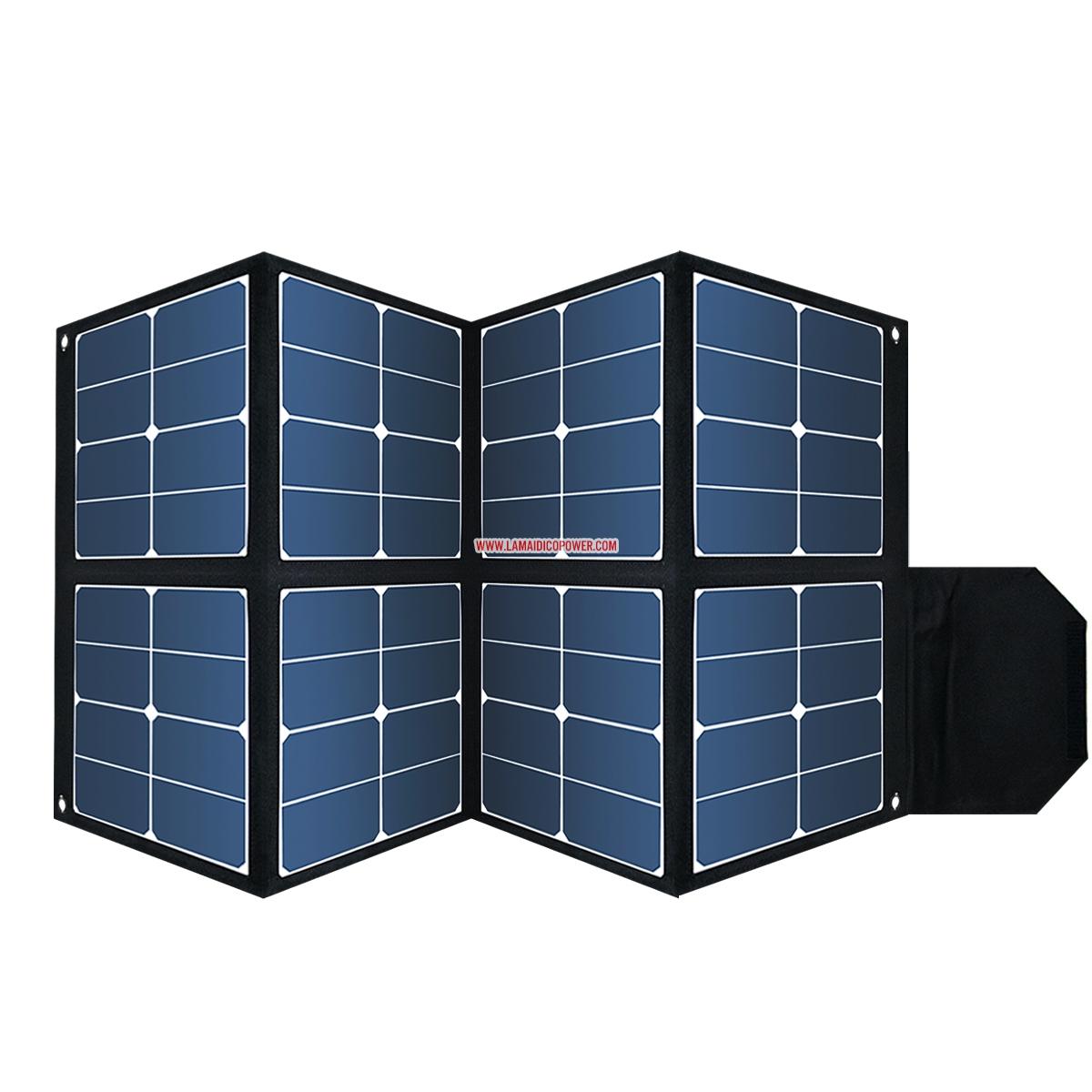 Pin năng lượng mặt trời di động 100W